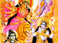 Goddess Durga Wallpapers