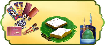 Send Bakrid-2009-Chocolates N Sweets Online Gifts