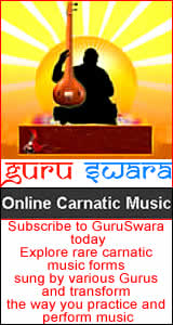 GuruSwara Virtual Practice For Vocal Excellence