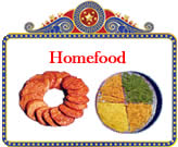 Send Special Retirement Gifts to India and andhrapradesh Special Hoomfood Sweets N Savories