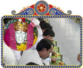 Send Special Retirement Gifts to India and andhrapradesh Poojas and annadanam