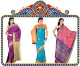 Send Special Retirement Gifts to India and andhrapradesh Special Sarees