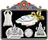 Send Special Retirement Gifts to India and andhrapradesh Special Silver Articals