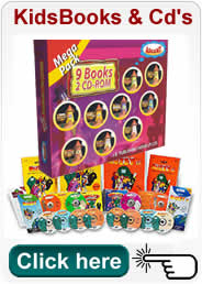 <h1>Send Summer Special Kids Books N CD Store gifts to india</h1>
