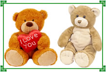 Send Visakhapatnam Special Exclusives Special Soft Toys Gifts to India and andhrapradesh