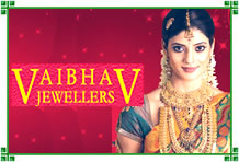 Send Visakhapatnam Special Exclusives Vaibhav Jewellery Vouchers Gifts to India and andhrapradesh