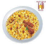 Hyderabad House-Chicken Biryani-Large(2no)