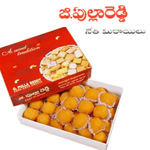 MOTHICHOOR LADDU from Pullareddy Sweets