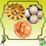 Send Ugadi Special Online Gifts to india Ugadi Traditional Sweets