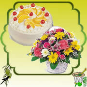 Send Ugadi Special Online Gifts to india Special Cakes & Flowers