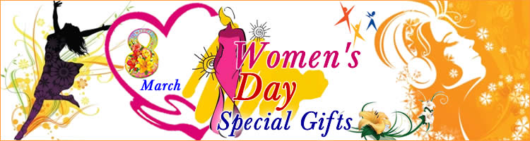 Send Women's DaySpecial Online Gifts