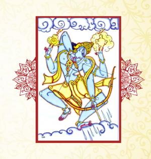 తిరుప్పావై పాశురం నాల్గవరోజు