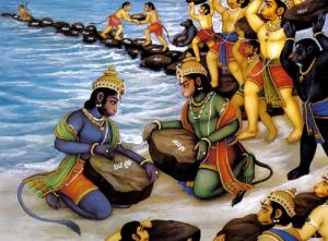 రామసేతుని నిర్మించిన వీరుడు – నీలుడు