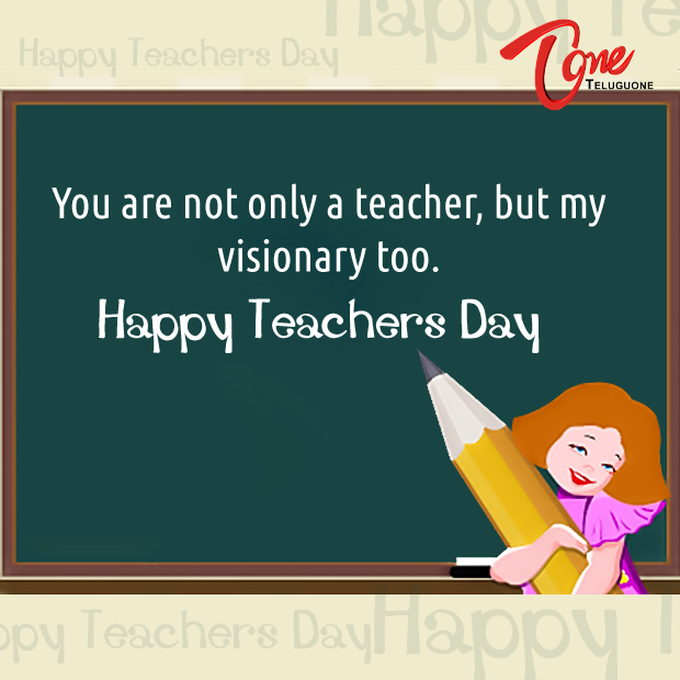 Teachers Day Quotes In English Images: GreetingsTeachers Day Cards, Teachers Day