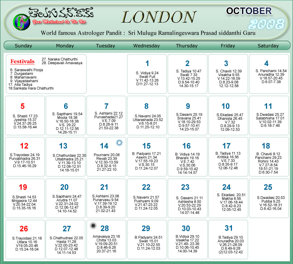 April Calendar London : April telugu calendar new template site