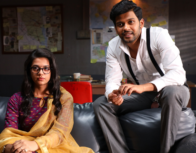 Agent Sai Srinivasa Athreya Movie Stills