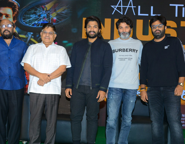 Ala Vaikunthapurramloo Movie Success Meet