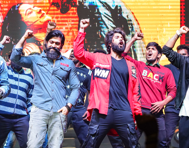Dear Comrade Movie Music Festival