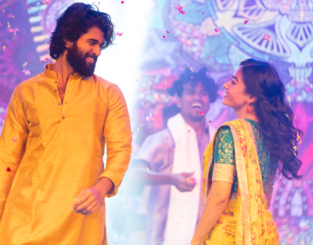 Dear Comrade Movie Photos