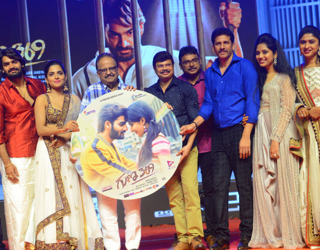 Guna 369 Movie Pre Release Function