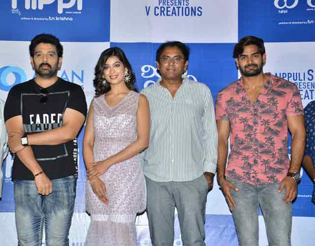 Hippi Movie Press Meet Photos