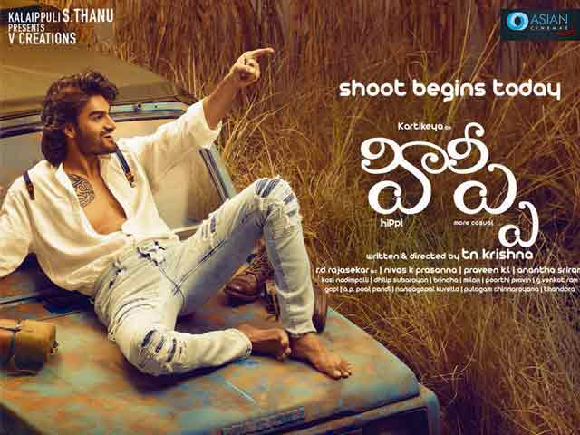 HIPPI Movie Posters