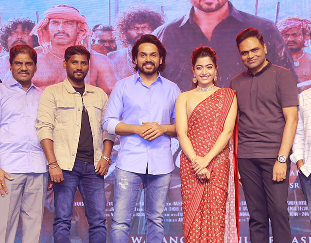 Sulthan Movie Pre Release Function