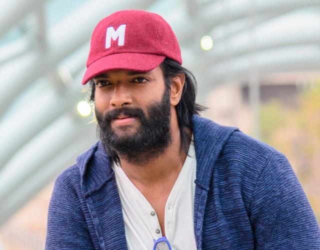 Actor Charan Surineni Stills