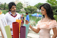 Adda Movie Working Stills