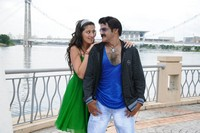Adhinayakudu Latest Stills