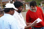 NBK Adhinayakudu Working Stills