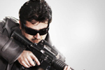 Ajith Stills in David Billa