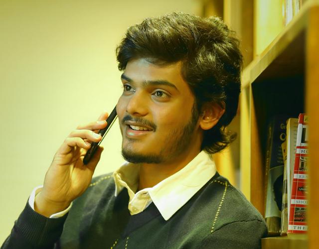 Akash Puri Images
