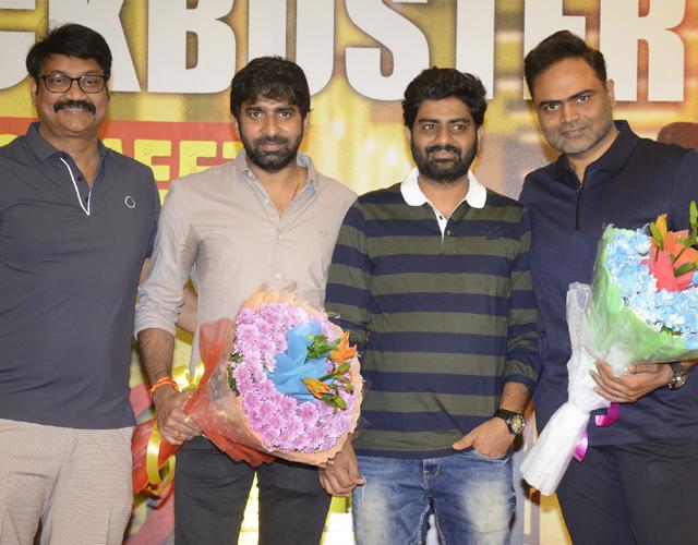 Allari Naresh Naandi Movie Opening