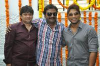Allu Arjun Surender Reddy Movie Opening