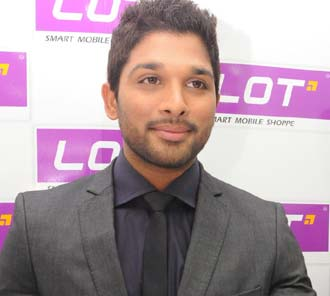 Allu Arjun Latest Stills