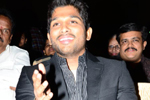 Allu Arjun at Julayi Audio Launch