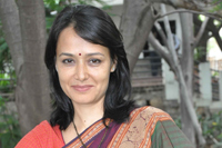 Amala Akkineni Interview Stills