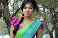 Amala Paul Cute Navel Pics