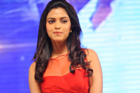 Amala Paul in Nayak Audio Launch