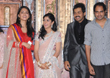 Anushka at Karthi Reception