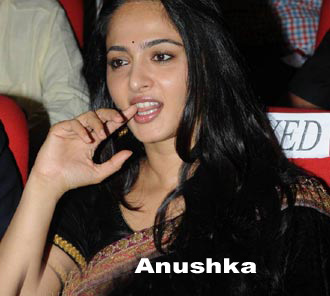 Anushka at Varna Audio Release