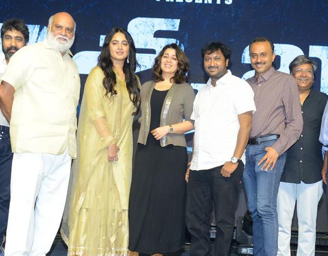 Anushka 15 years Celebration Telugu Cinema