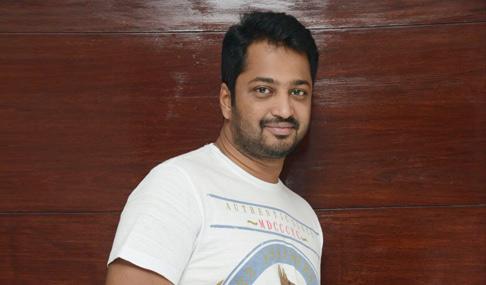 Aryan Rajesh Interview Photos