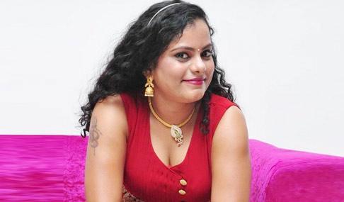 Asha Chowdary Hot