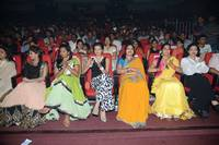 Celebrites at Attarintiki Daredi Audio