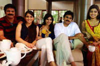 Attarintiki Daredi Working Stills