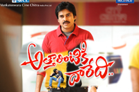 Attarintiki Daredi First Look Wallpapers