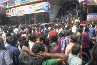 Baadshah Hungama at RTC X Roads