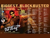 Baadshah 50 Days Posters